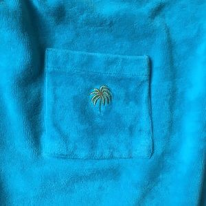 Lily Pulitzer Vintage Velour Terry Track Pants